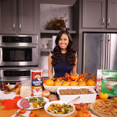 ABC News 4: Better-For-You Thanksgiving Menu