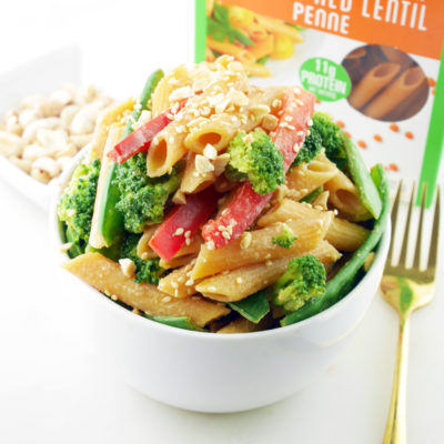15-Minute Protein Pasta Bowl