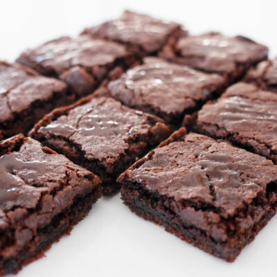 6-Ingredient Flour-Free Brownies