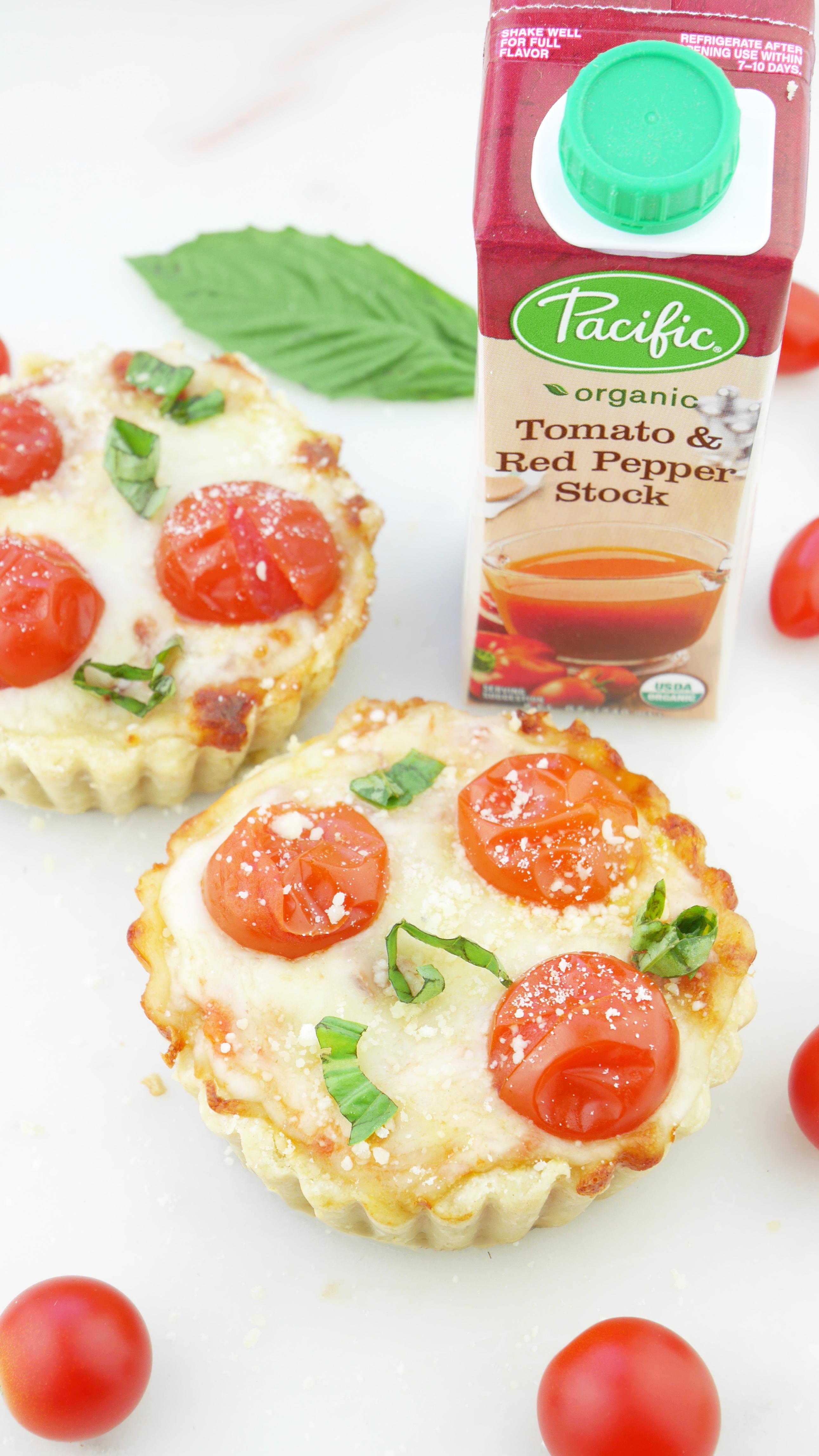 Pacific Foods Organic Tomato Stock Breakfast Tart