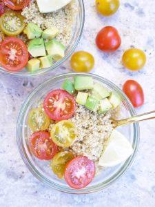 Summer Quinoa Bowl