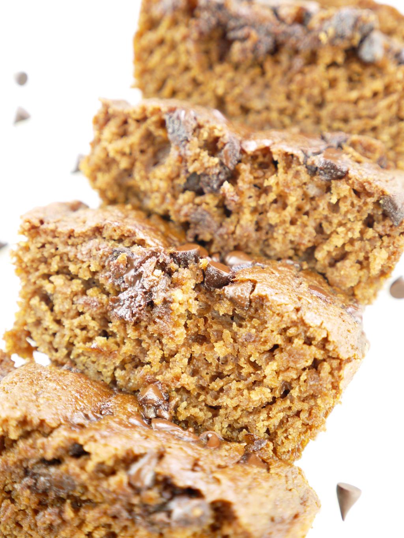 Chocolate Chip Reishi Loaf REBBL