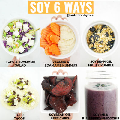 Soy Protein 101