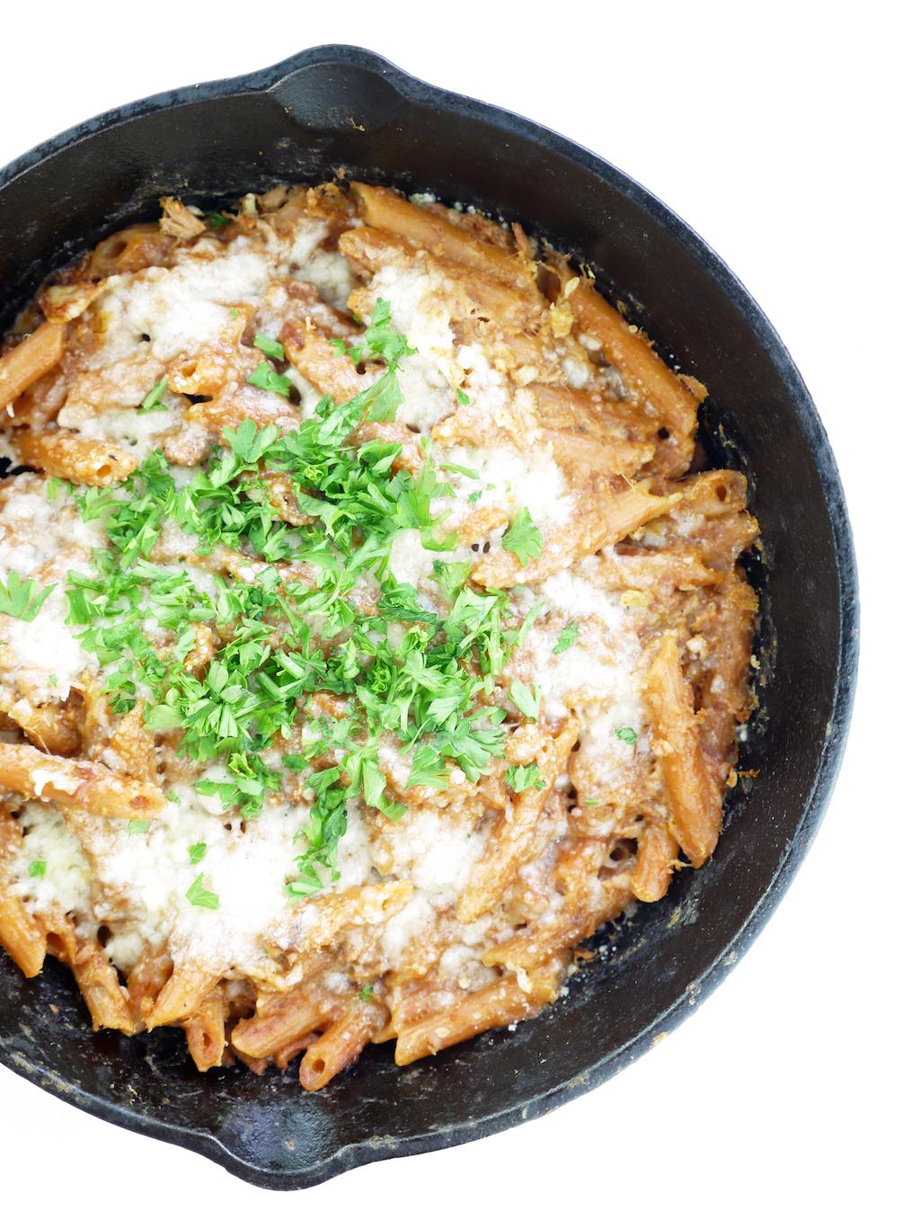 Protein Pasta Skillet Safe Catch Tuna