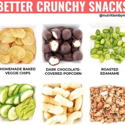 Better Crunchy Snacks