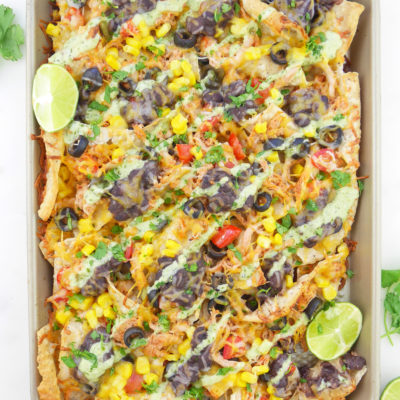 Grain-Free Sheet Pan Nachos
