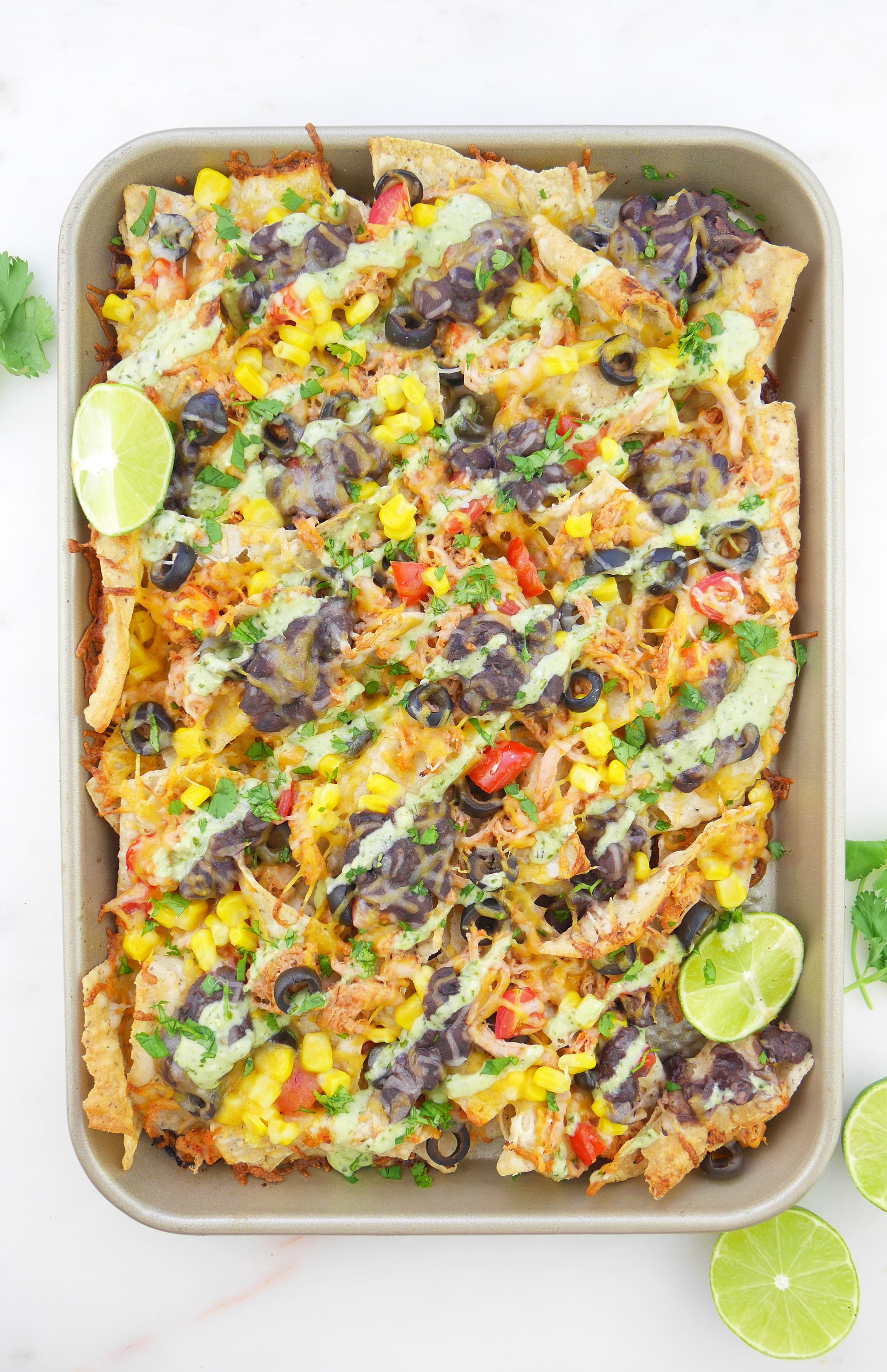 Siete Family Foods Grain-Free Chips Nachos