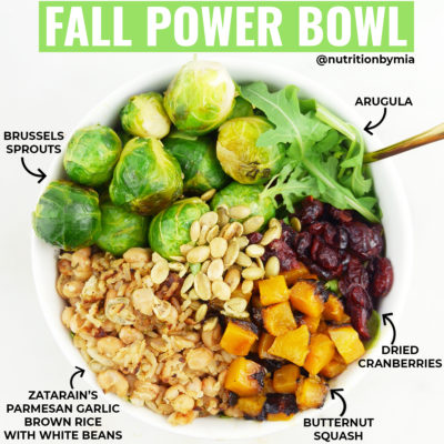 Build a Better Fall Power Bowl