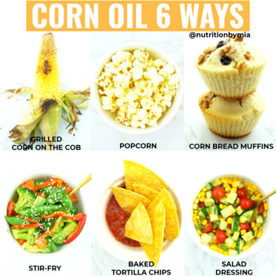 Heart Healthy Corn Oil 6 Ways