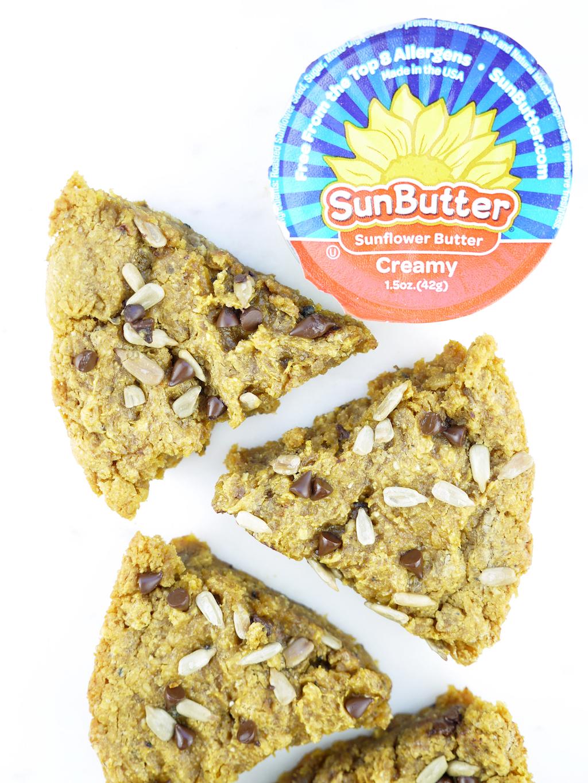 Sweet Potato Sunflower Butter Skillet SunButter