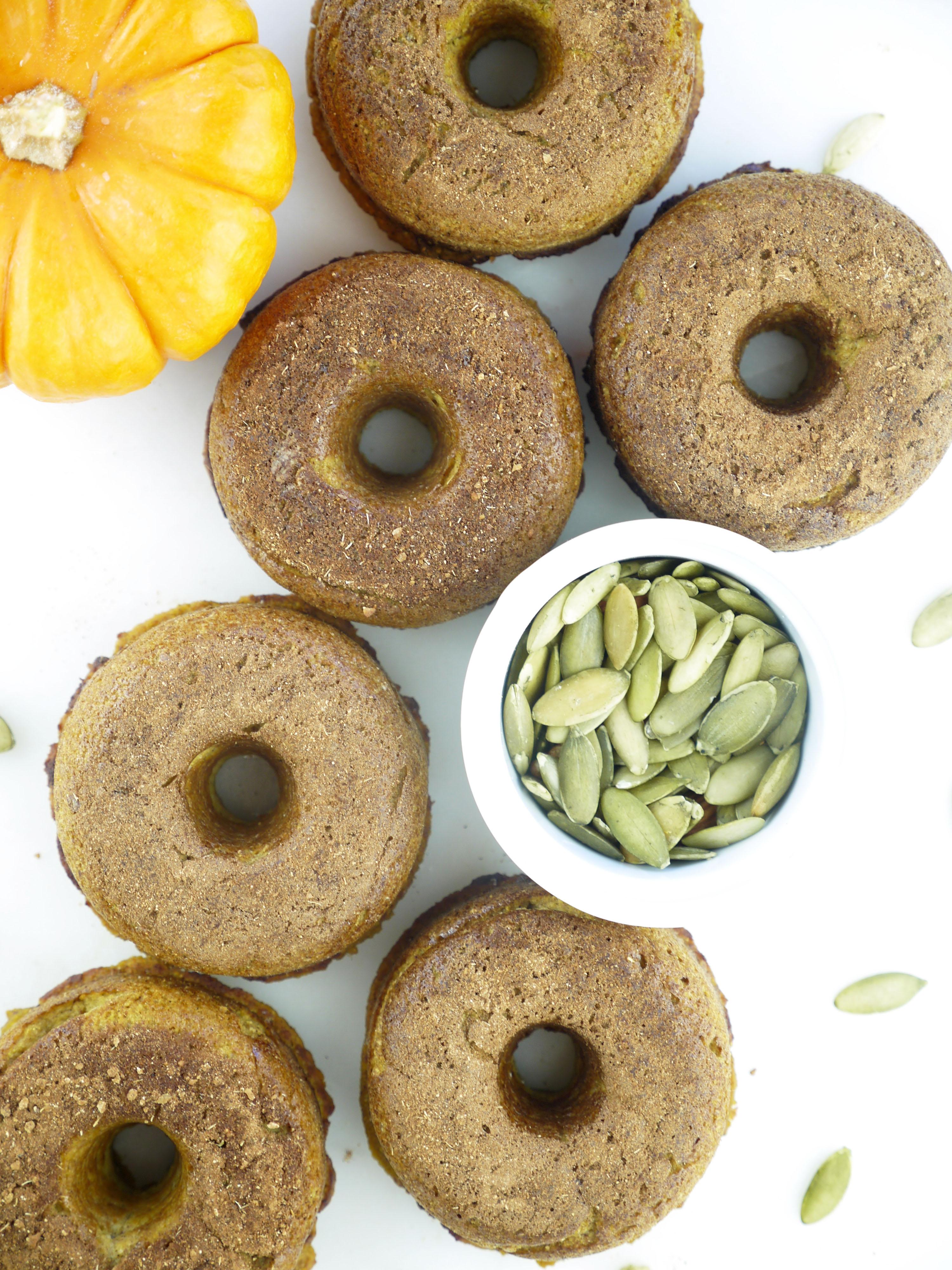 SweetLeaf® Liquid Stevia Pumpkin Spice Sweet Drops™ PUMPKIN DONUTS