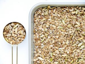 Bourbon Barrel Superfood Granola