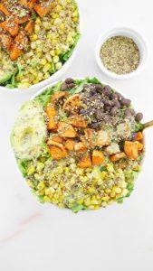 Taco Superfood Salad