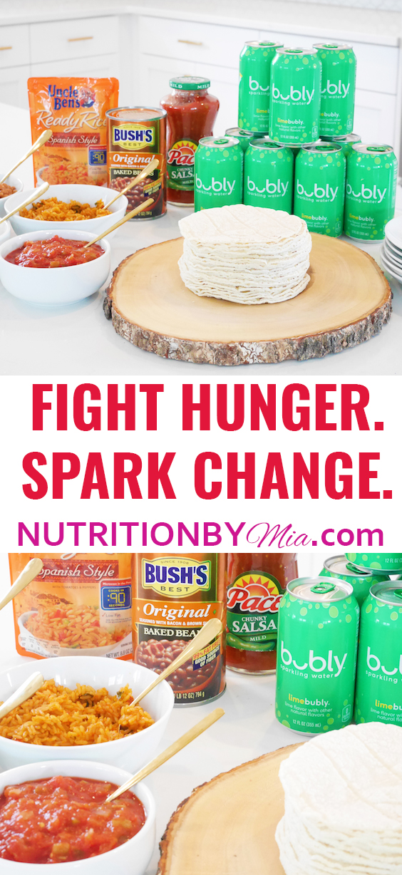 Walmart, Shopstyle, Fight Hunger. Spark Change. Feeding America
