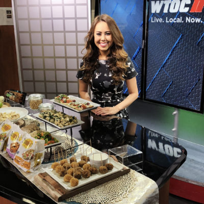 CBS, Mid-Morning Live: Warm Up With Warm Meals