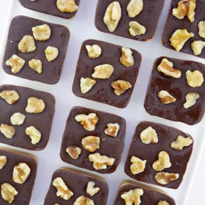 Chocolate Walnut Honey Bites