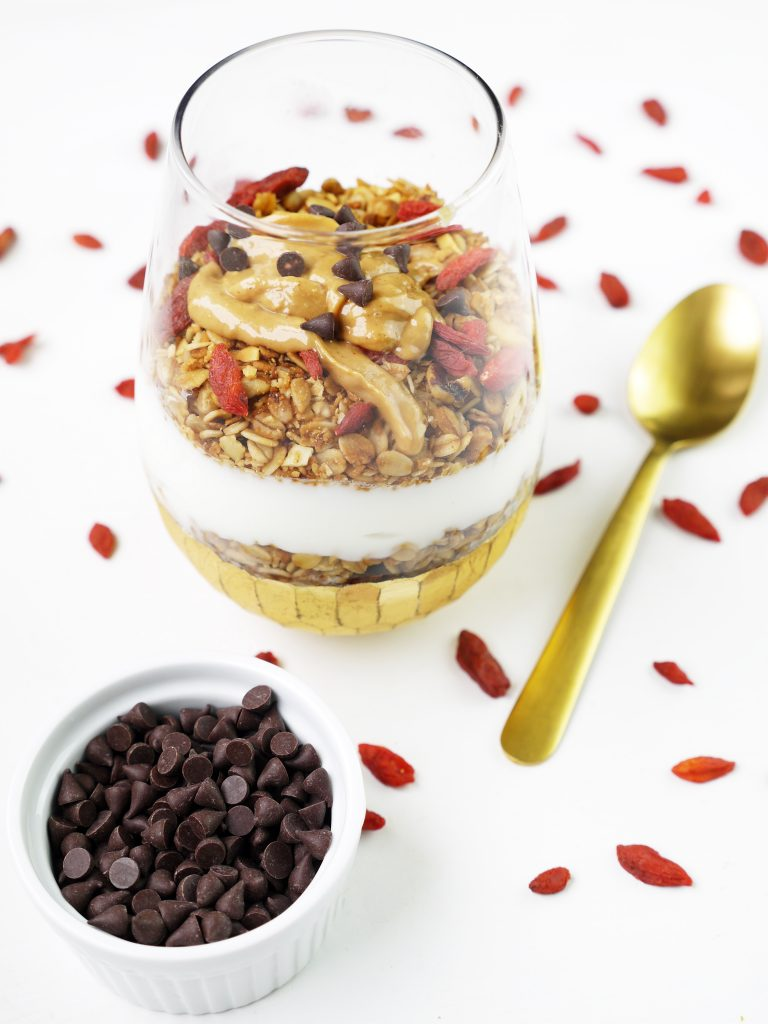 Superfood Yogurt Parfait