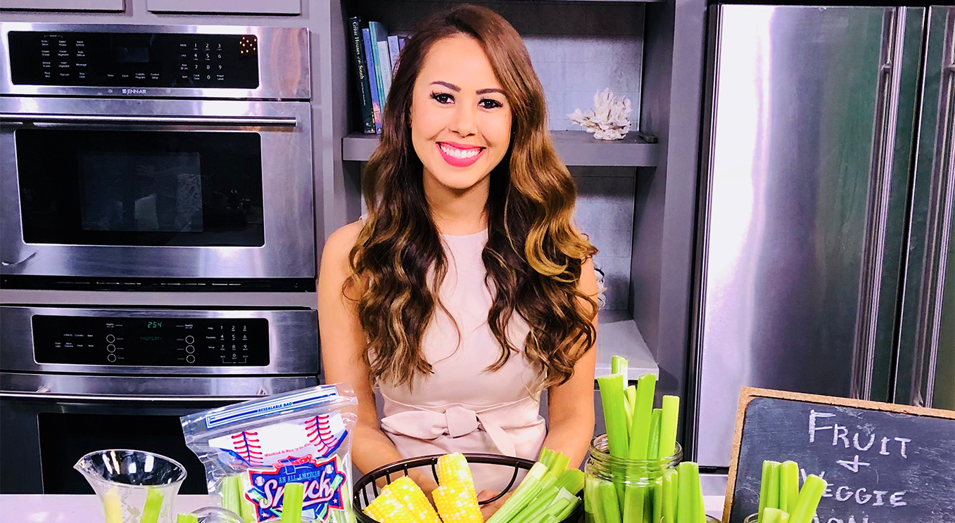 Mia Syn TV Media Registered Dietitian Nutritionist