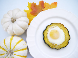 Eggs and Squash