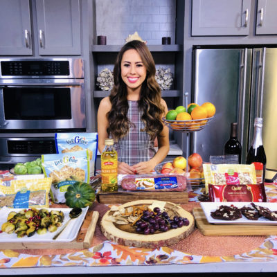 ABC, Lowcountry Live: Healthy and Affordable Holiday Entertaining with ALDI