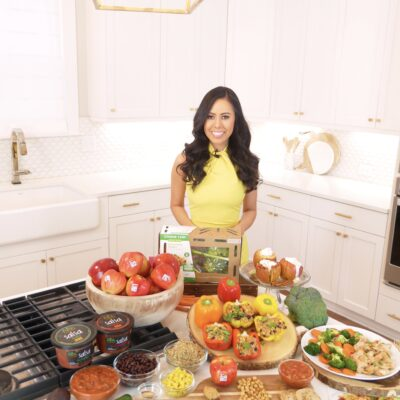 NBC Houston: Healthy Eating Tips for 2021