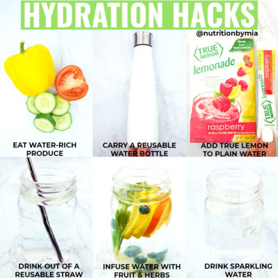 Hydration Hacks