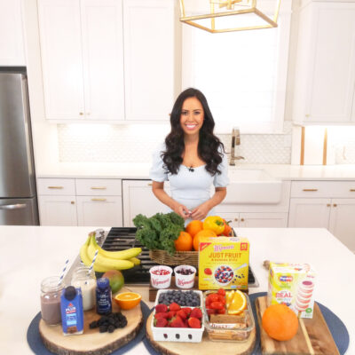 ABC News 4: Nutrition Month