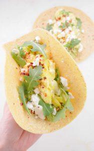 Breakfast For Dinner Tacos