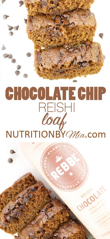 chocolate chip resihi loaf rebbl