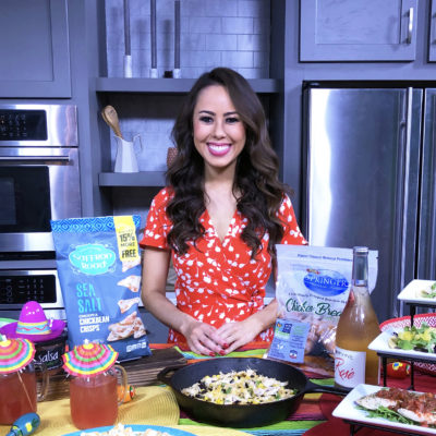 ABC News 4: Host a Healthy Cinco de Mayo