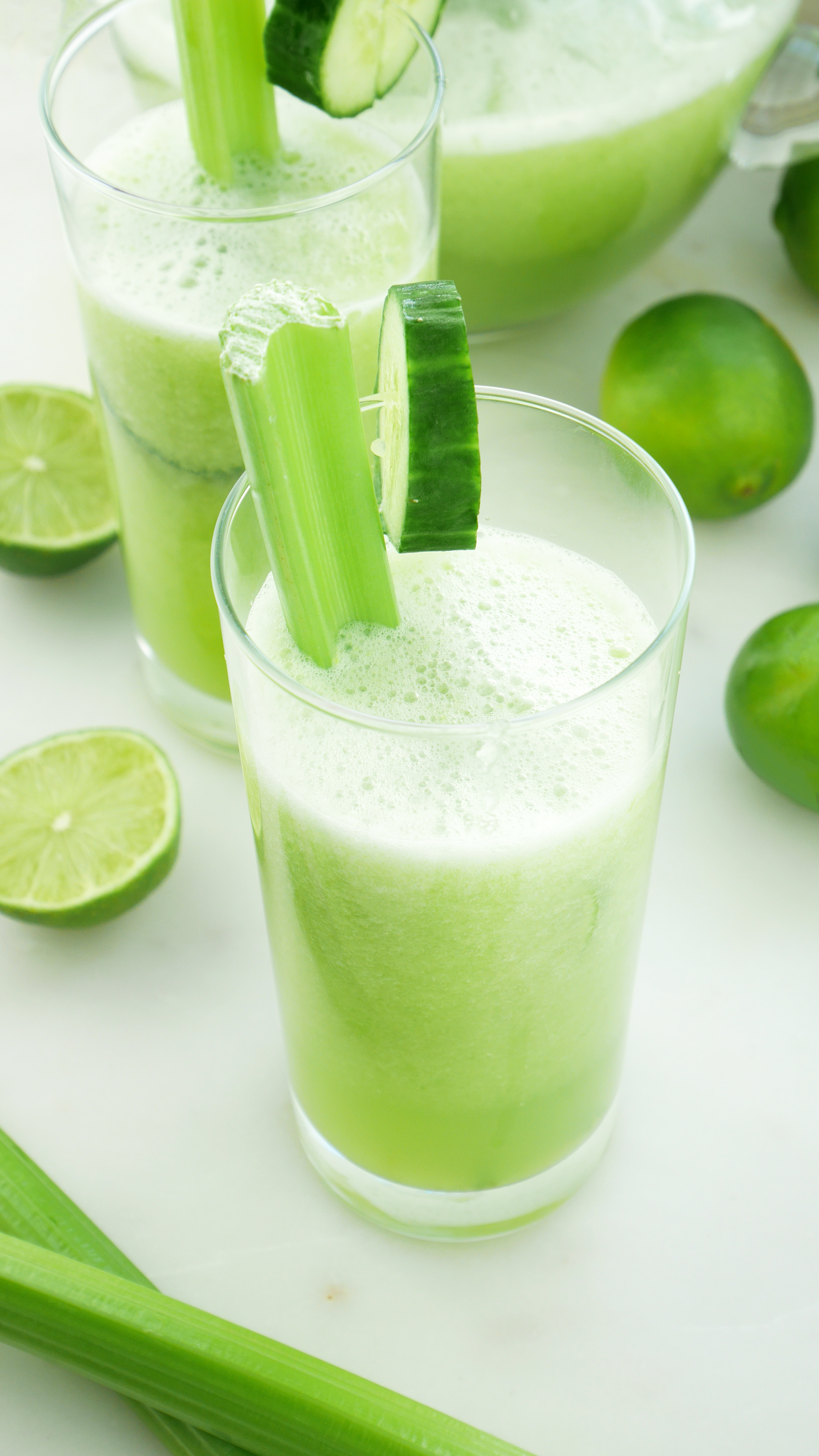 Celery Lime Agua Fresca Dandy Fresh Cut Celery Duda Farms
