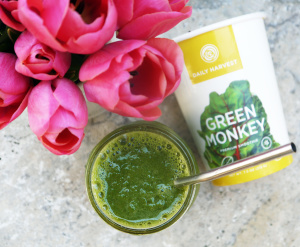 Ready-to Blend Green Smoothies