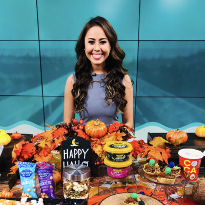 News 4 Jacksonville: Host a Healthy and Haunted Halloween