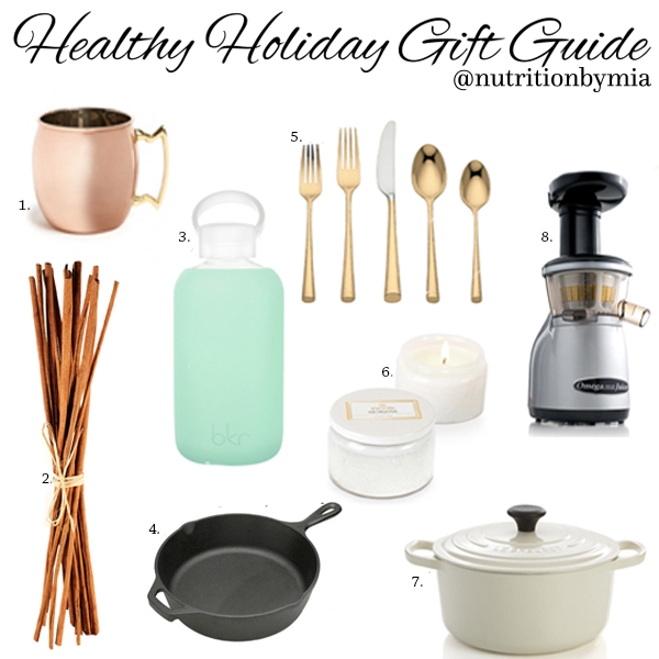 Healthy Holiday Gift Guide 2014