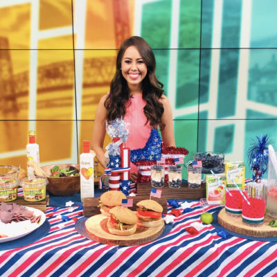 News 4 Jacksonville: Host a Healthy Fourth of July