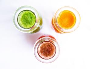 Summer Brunch: Build Your Own Juice Bar