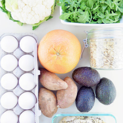 Meal Plan: February 5-9