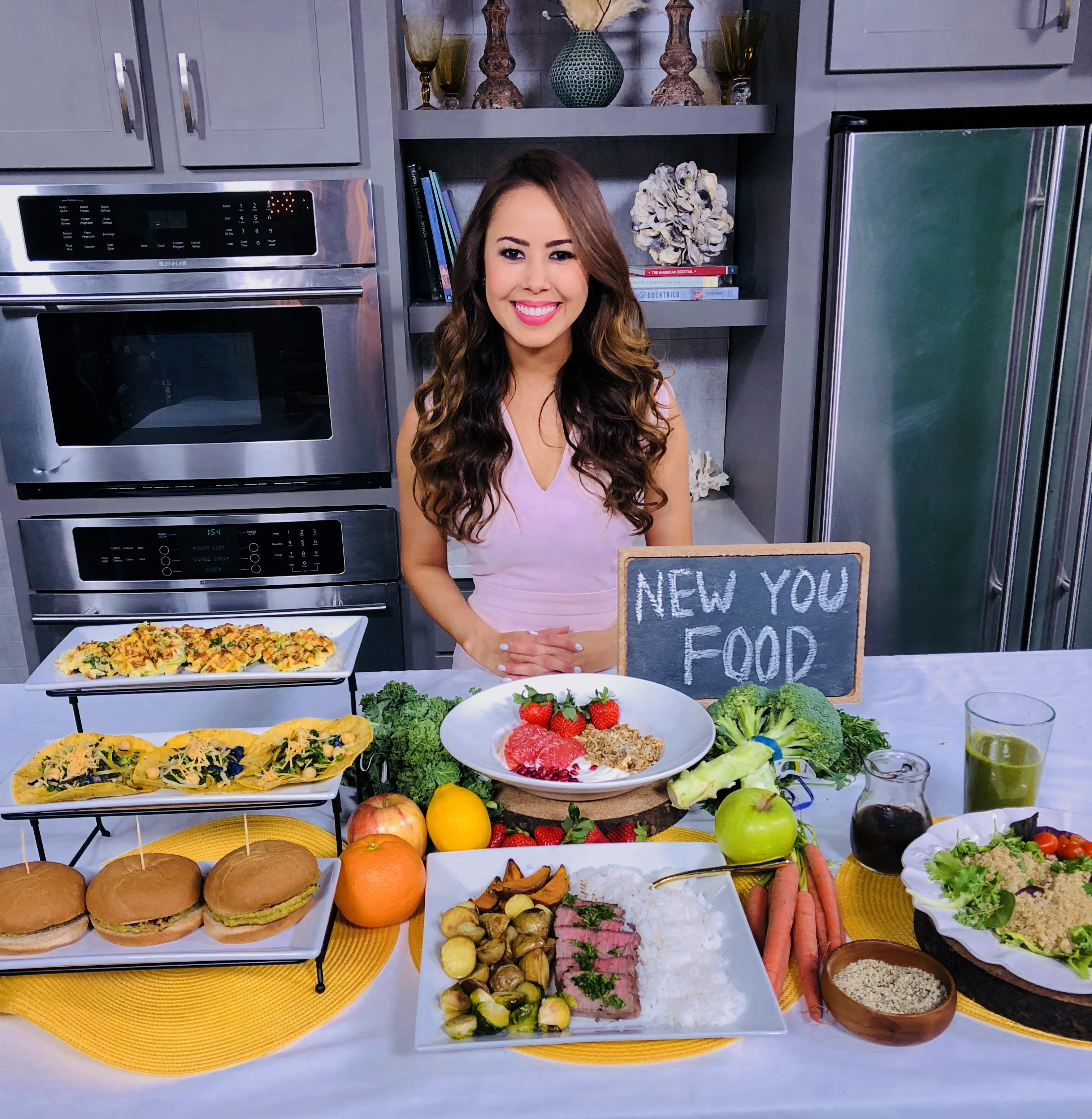 Registered Dietitian Nutritionist TV Mia Syn Mann's Veggies, Shipt, Sunsweet, Manitoba Harvest