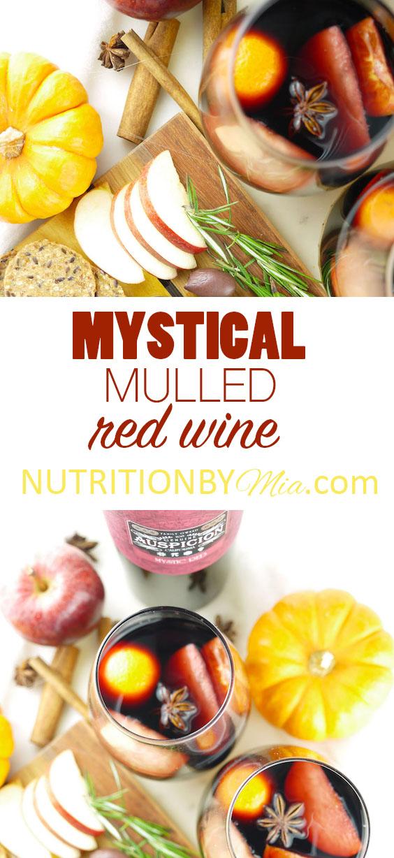 Auspicion Mystic Red Opici Wine