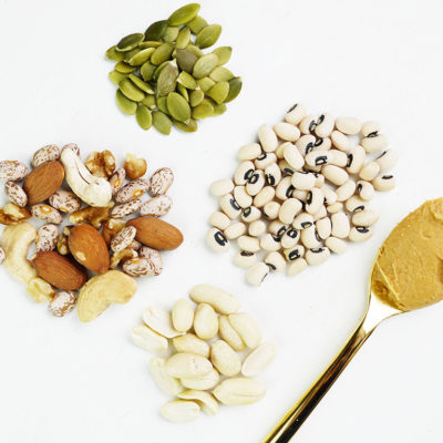 Switching Up Your Protein Choices by Dietetic Intern, Kimberly Asman