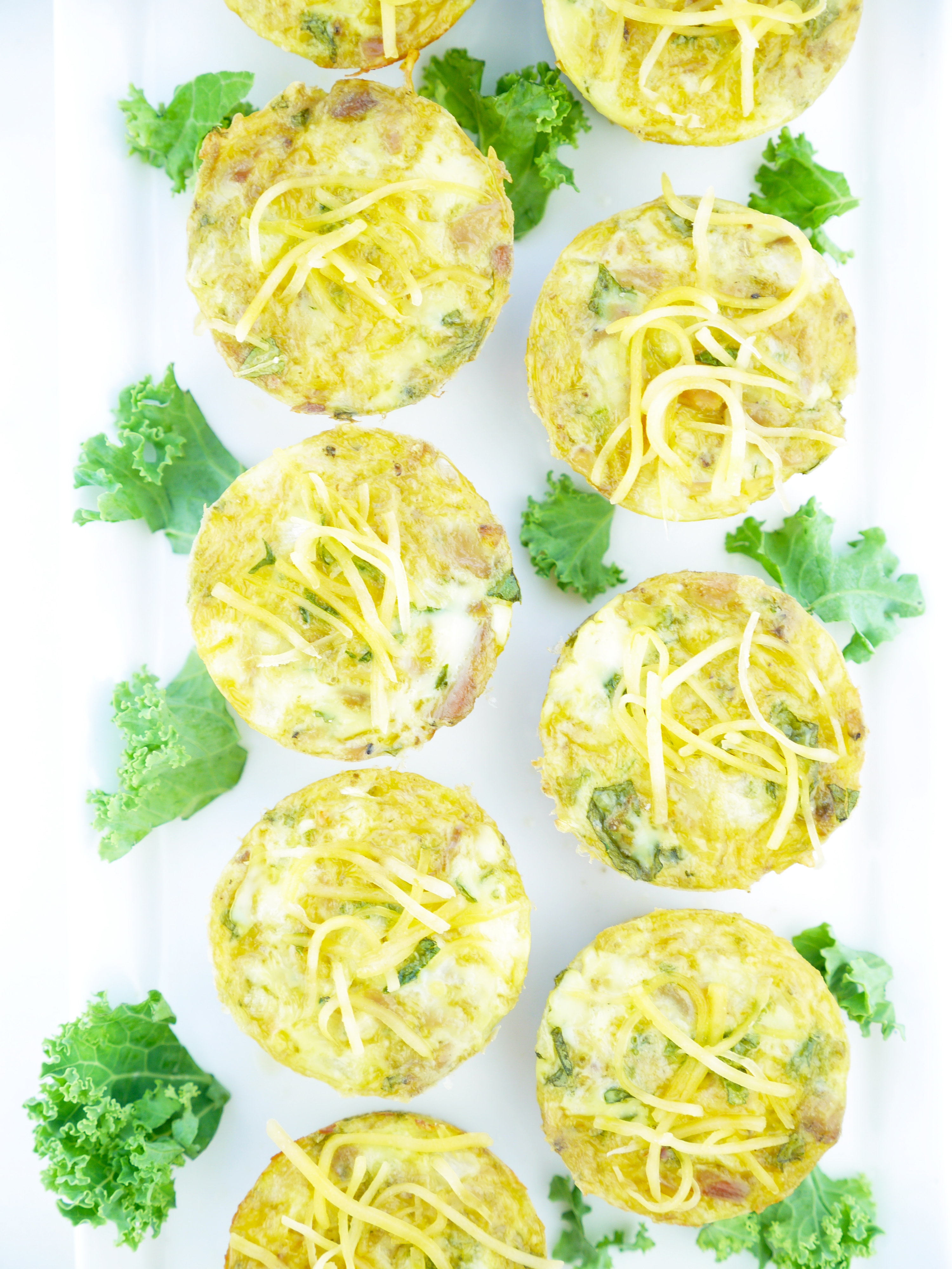 safe catch wild tuna Cheesy Tuna Kale Cups