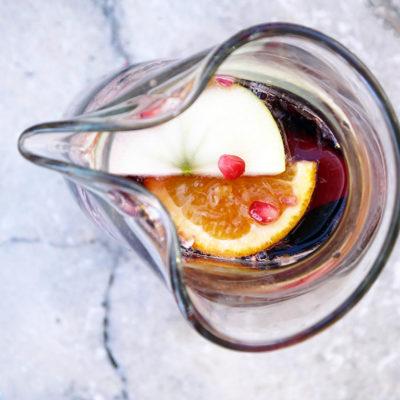 Pomegranate Citrus Sangria