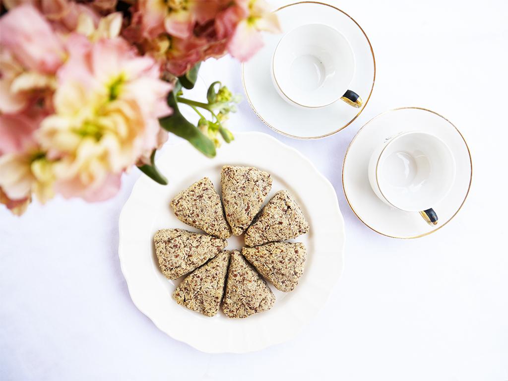 Afternoon Tea: Mini Maple Scones