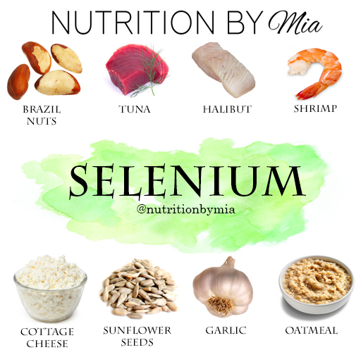 Nutrient Series: Selenium