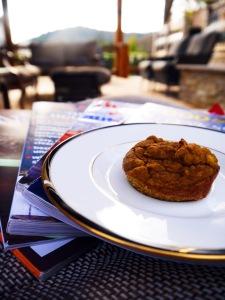 Pumpkin Spice Muffins (paleo, gluten-free)