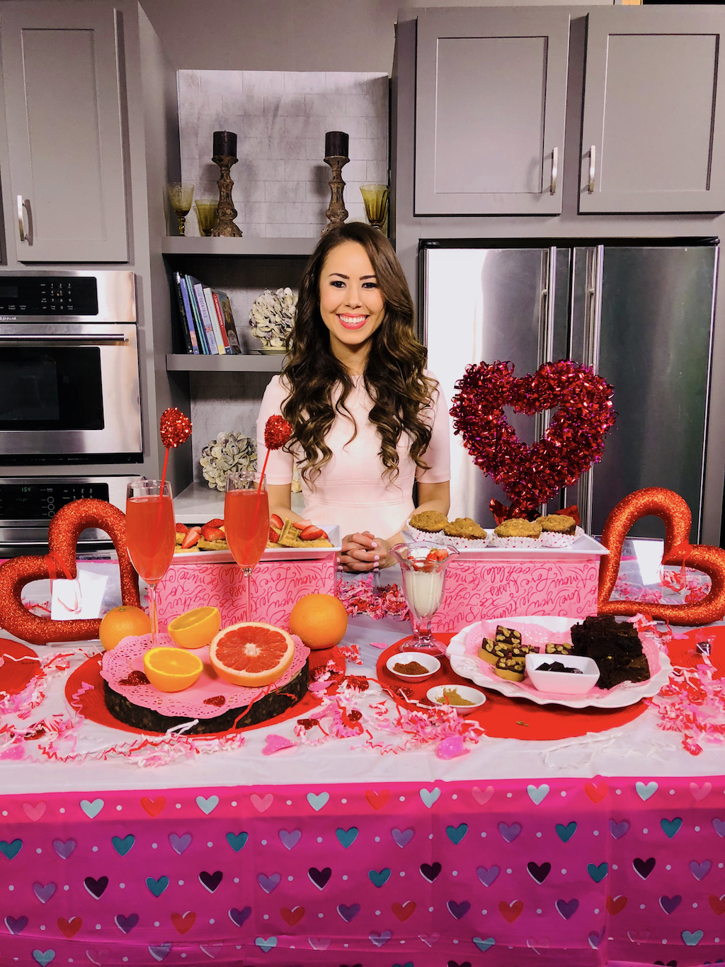 Abc Lowcountry Live Valentine S Day With A Nutritious Twist